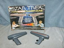 Star Trek Electronic Phaser Set 1979 In Box By South Bend