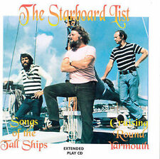 Songs of the Tall Ships/Cruising 'Round Yardmouth by The Starboard List * CD