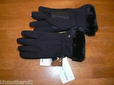S/P HEAD POLYESTER LADIES SOFTSHELL GLOVE WITH SORONA FIBERFILL INSULATION WOMEN