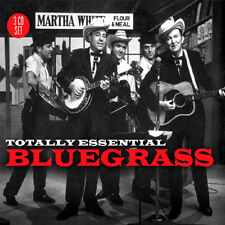 TOTALLY ESSENTIAL BLUEGRASS ~ NEW AND SEALED 3CD BOX SET