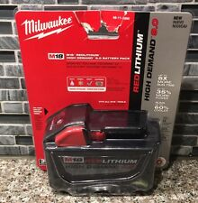 NEW SEALED Milwaukee M18 RedLithium High Demand 9.0 Battery Pack 48-11-1890