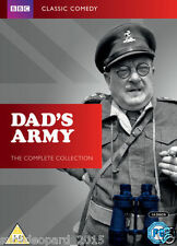DAD'S ARMY COMPLETE SERIES COLLECTION + Specials DVD Box Set New UK dads