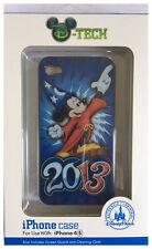 Disney dTech 2013 Mickey Mouse Apple iPhone 4S Case Authentic Original  New