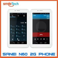 "7"" Android phone MTK6572 tablette 3G tablette téléphone 512M 4GB gps tablette pc support"