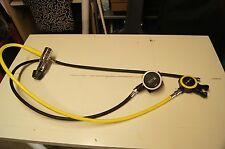 Scuba Dive Regulator / Apollo, Aqualung / First and second stage