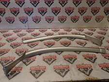 03-06 Chevrolet SSR OEM LH RH Windshield Trim Silver