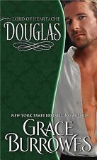 Douglas: Lord of Heartache (Lonely Lords)-ExLibrary