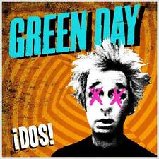 GREEN DAY : DOS (CLEAN) (CD) sealed