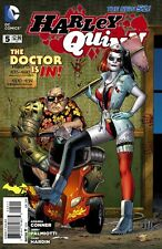 DC COMICS THE NEW 52! HARLEY QUINN #5 HOT! CONNER PALMIOTTI FREE SHIPPING
