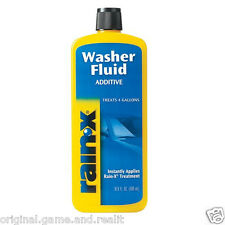 Rain-X RainX Window Cleaner or Windshield Washer Fluid Additive Water Repellant