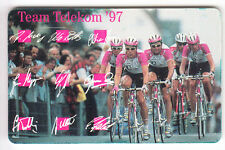 EUROPE  TELECARTE / PHONECARD .. ALLEMAGNE 12DM VELO TOUR DE FRANCE CYCLING PUCE