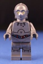 LEGO® brick STAR WARS™ 75146 Protocol Droid Minifigure Metallic Silver TC-14