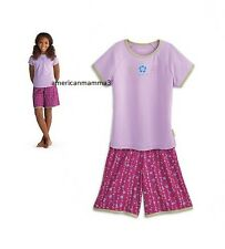 American Girl CL JLY WILDFLOWER PJ'S SIZE XS (6) for Girl Flower Pajamas NEW