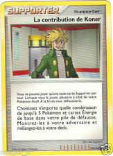Pokémon n° 139/147 - Supporter - La contribution de Koner (9368)