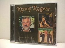 Kenny Rogers Gideon + Share Your Love (2009) 2-Disc CD NEW!