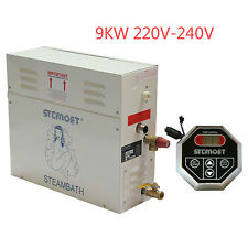 Steam Generator 9 KW Sauna /Bath Home SPA Shower 220v With Controller ST-135A