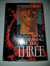 Stephen King The Dark Tower II The Drawing of the Three, Grant 1st print AS NEW