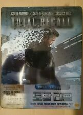 Total Recall Korea steelbook brand new and sealed