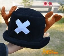 New One Piece Tony Chopper Hat Cap Japanese Anime Cartoon Gift Cosplay mye