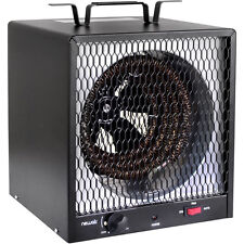 Heavy-Duty 5300W Electric Garage Heater, Commercial Utility Workshop Shed Heat