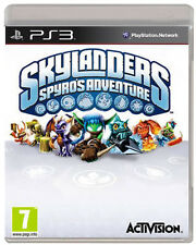 SKYLANDERS SPYRO'S ADVENTURE GAME ONLY PS3 NEW UK STOCK SONY PLAYSTATION
