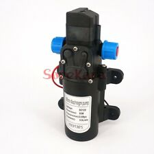 12V DC 80W Micro Diaphragm Pump Self Priming with Automatic pressure Switch