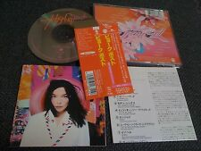 Bjork  / post  /JAPAN LTD CD OBI