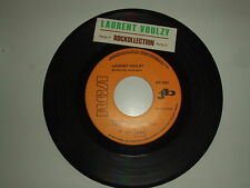 "Laurent Voulzy ‎/ Rockollection– Disco Vinile 45 giri 7"" Ed. Juke Box + Sticker"