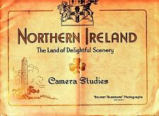 Northern Ireland Camera Studies Belfast Telegraph Photographs Book