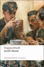 Jacob's Room (Oxford World's Classics) by Woolf, Virginia
