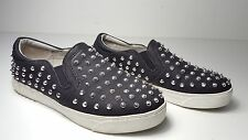 $90 size 6 Circus By Sam Edelman Carlson Black Studs Sneakers Slip On shoes