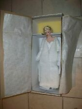 RARE FRANKLIN MINT MARILYN MONROE ALL ABOUT EVE DOLL