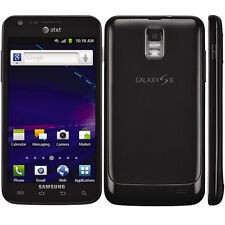 Samsung Galaxy S2 Skyrocket SGH i727 Black 16GB Smartphone (Unlocked) - USED