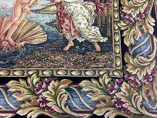 Wandtattoo Wandbehang La nascita di Venere Botticelli 88x85 WANDDEKO ITALY