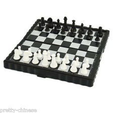 New Mini Magnetic Folding Chess Board Game Set Travel Best Gift For Children