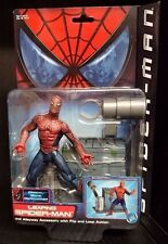"Marvel Spider-Man Movie Figure 6"" LEAPING SPIDER-MAN New! Rare!"