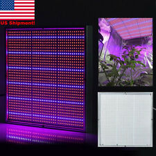 120W 1365Leds High Power LED Grow Light Indoor Hydroponic Plant Lamp Panel Kits