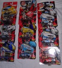 9 Nascar Racing Champions Originals 1:64 Issue56,61,61,63,67,68,69,72,73 Yr 1999