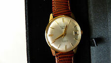 Strad Geneve 9 Karat gold in excellent condition men's watch