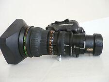 Nice Fujinon  ZA17x7.6BRM-M1H HD lens for Sony PMW/PDW/Panasonic HPX, XA/HA