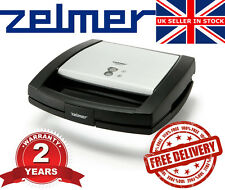 # NEW Electric Kitchen ZELMER (BOSCH) 26Z013 700W SANDWICH TOASTER EASY CLEAN #