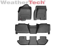 WeatherTech® DigitalFit FloorLiner - Cadillac Escalade ESV - 2003-2006 - Black