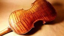 Old Antique 1885 Abraham Jones Labeled  Violin - 4/4 size