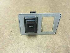 JAGUAR XJ12 LUCAS MAP SWITCH AND CHROME PANEL 3998 4573 179 SA PRICE DROP!!