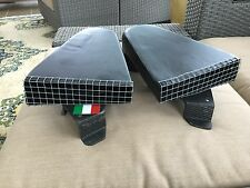 Ferrari OEM 360/430 Challenge Carbon Fiber Pair Air Cooling Duct #220598 220599