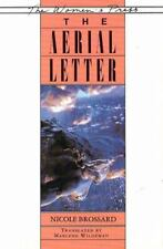 The Aerial Letter by Nicole Brossard (1987, Paperback)