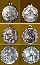 Lotto 3 Medaglie Monete - PAPA GIOVANNI PAOLO II - Anni 70-80