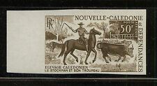 New  Caledonia  C64  Mint NH  trial color proof        KL1220