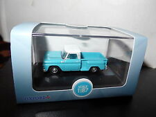 Oxford USA 87CP65001 CP65001 1/87 Chevrolet Stepside Pick Up 1965 Blue White