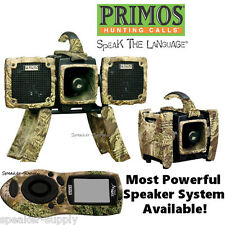 Primos Alpha Dogg Electronic Predator Game Call 3756 Caller Coyote Deer Game Elk